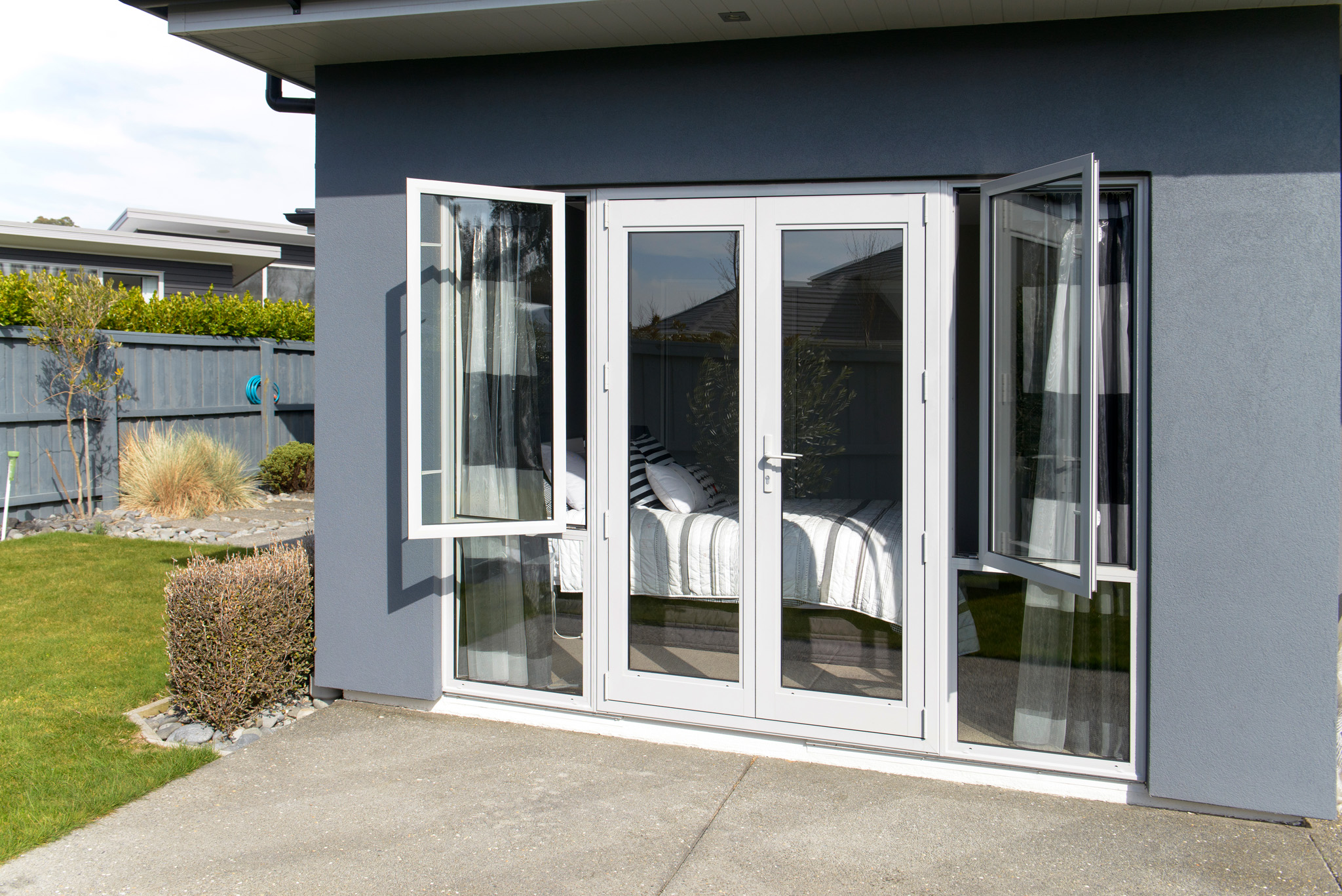 Aluminium Windows And Doors Christchurch New Zealand
