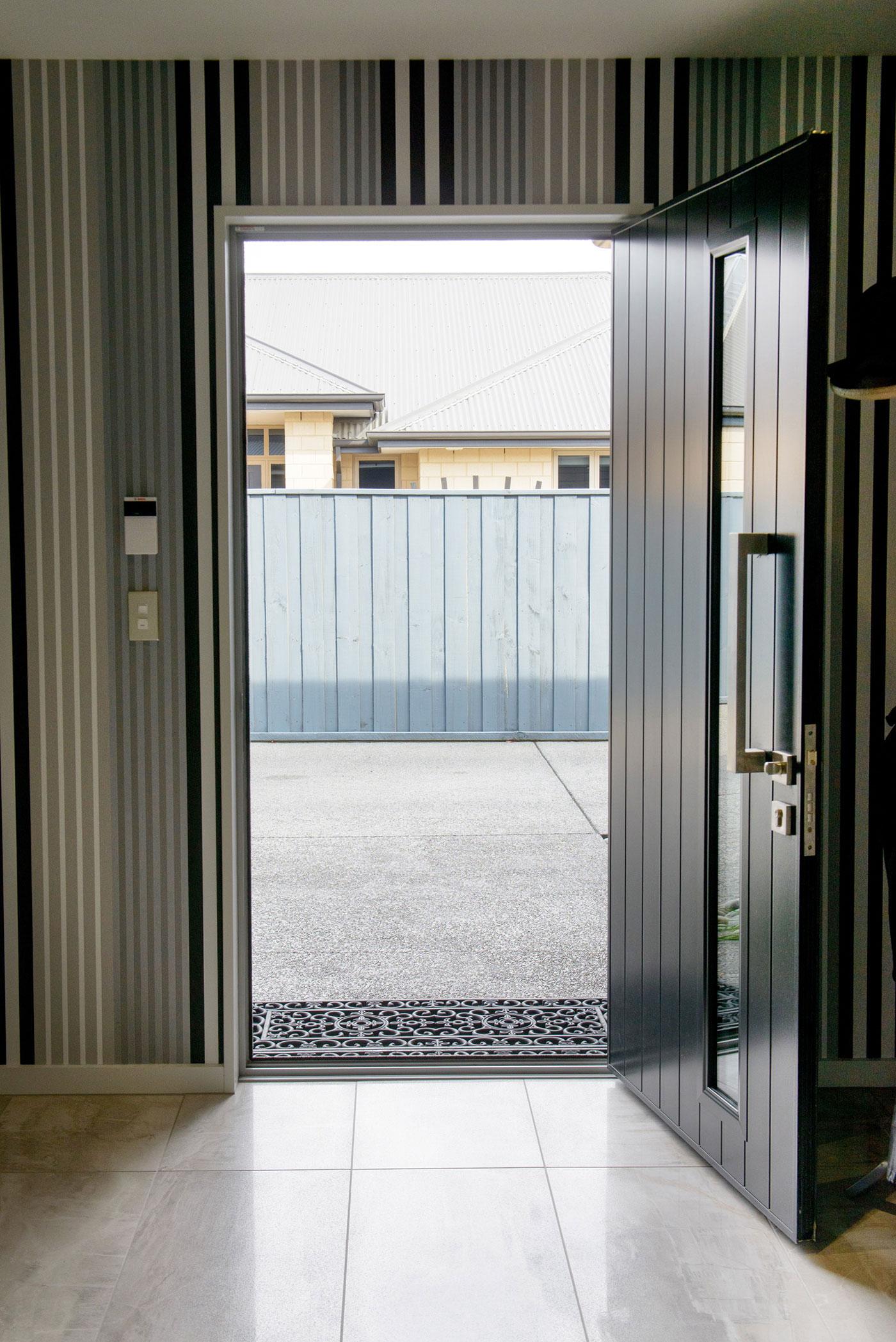 aluminium windows and doors christchurch new zealand